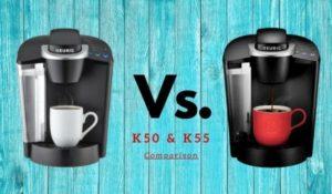 Keurig k50 vs k55